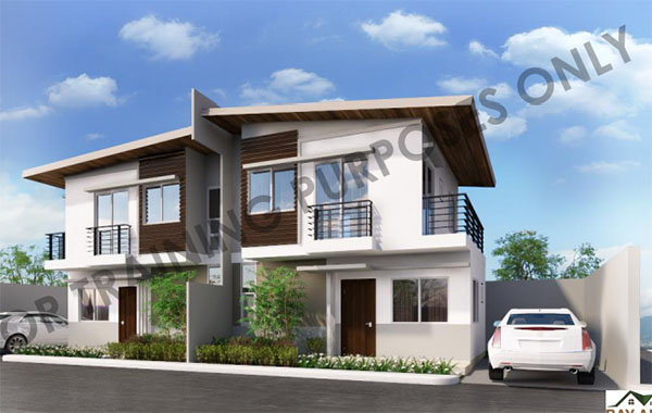 kapid duplex model in liloan subdivsion