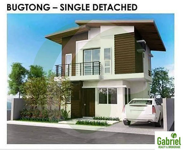 bugtong single detached house for sale