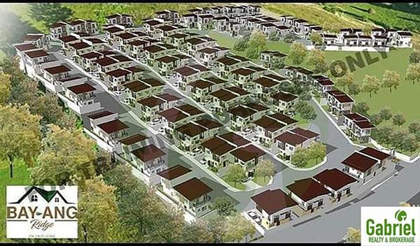 bay-ang ridge liloan subdivision