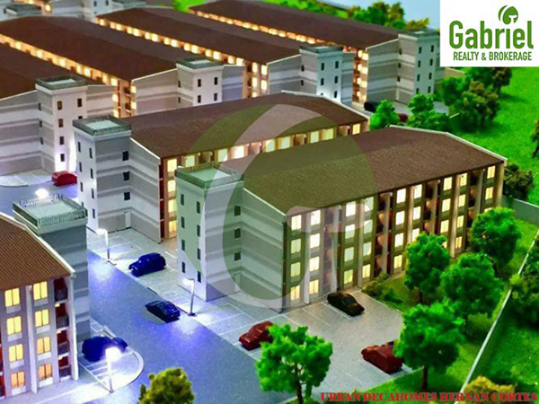 development plan of urban deca homes