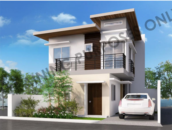 lakip standard model single detached house for sale in liloan