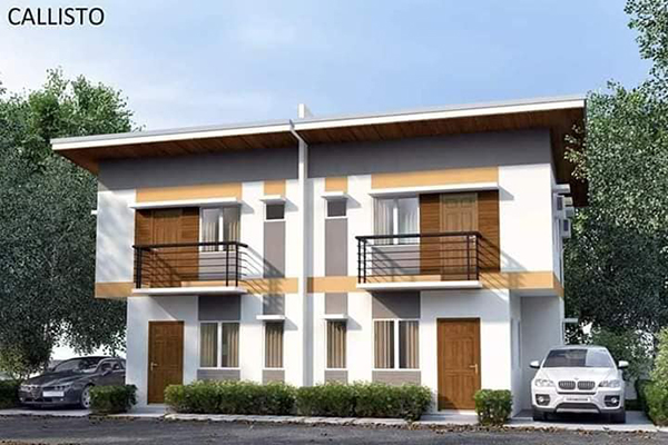 callisto model duplex house