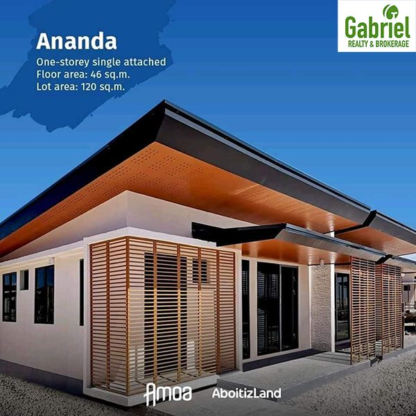 ananda single attached house