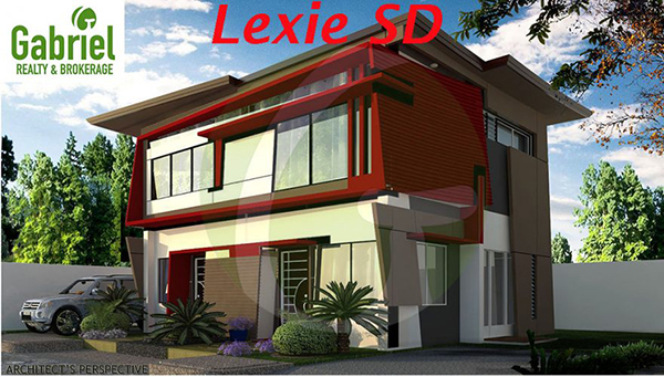 lexie model single detached for sale