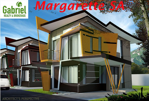 margarette model single attached house for sale