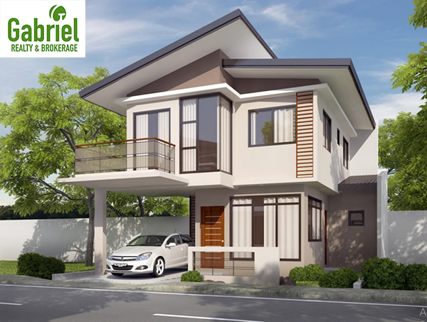 HERA 105 MODEL Single Detached house for sale
