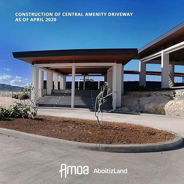 amenity driveway