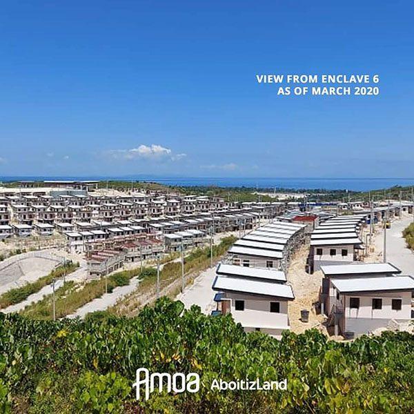 latest development of amoa compostela
