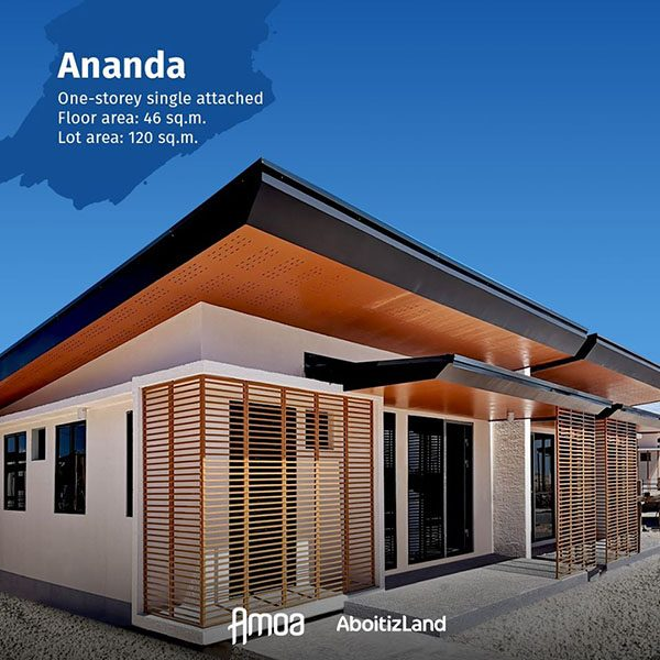 ananda single attached house for sale