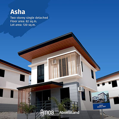 asha single detached house for sale