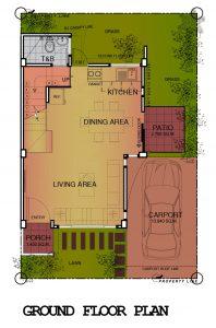margarette floor plan