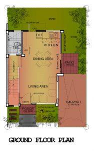 meche floor plan
