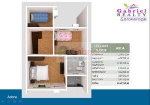 adora floor plan