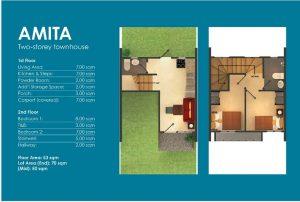 amita floor plan