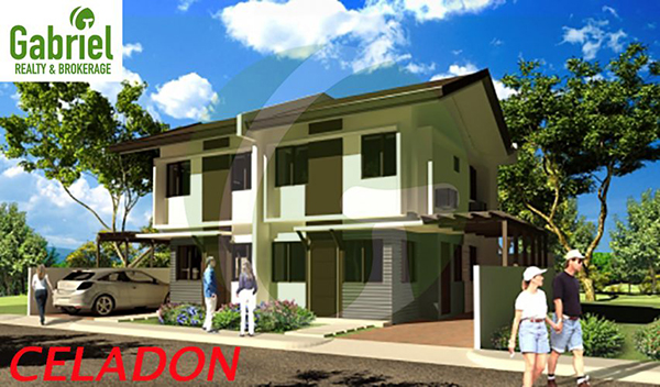 celadon model duplex house