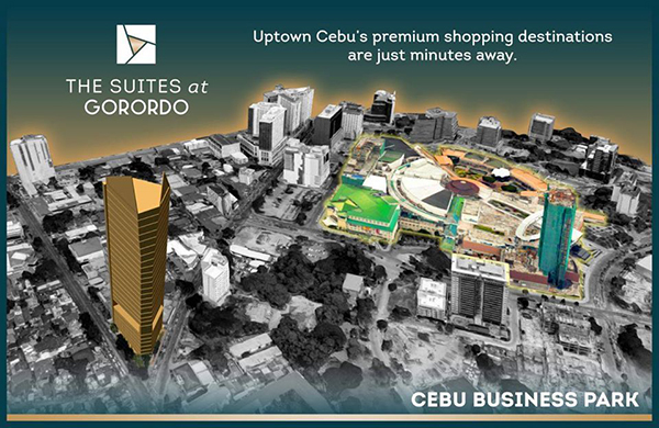 the suites at gorordo in cebu business park