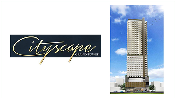 cityscape grand tower ayala