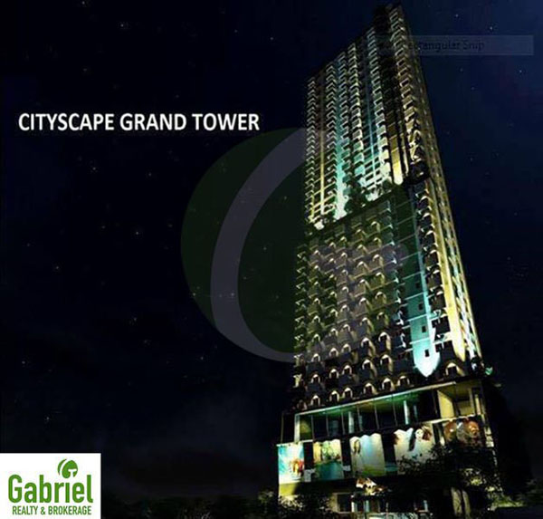 cityscape grand tower condominium in cebu business park