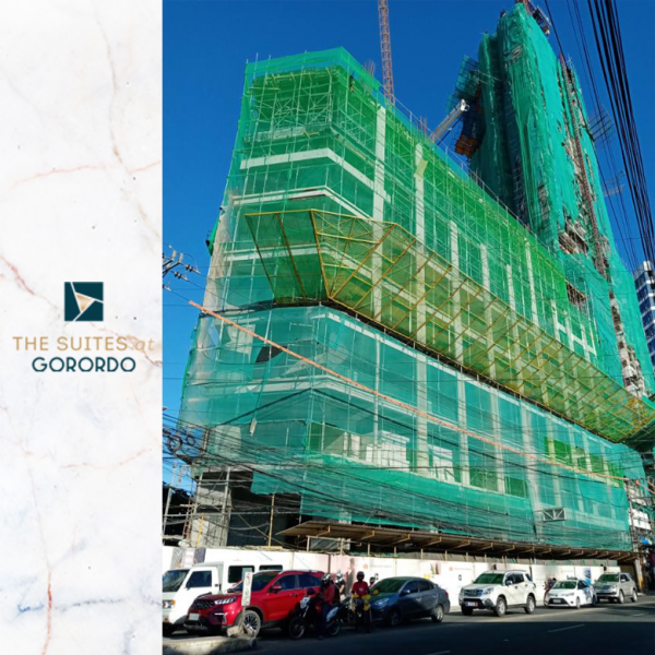construction update of the suites at gorordo