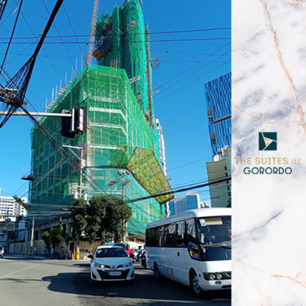 the suites at gorordo construction update