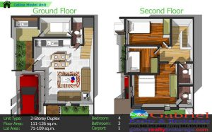 floor plan, 88 hillside mandaue