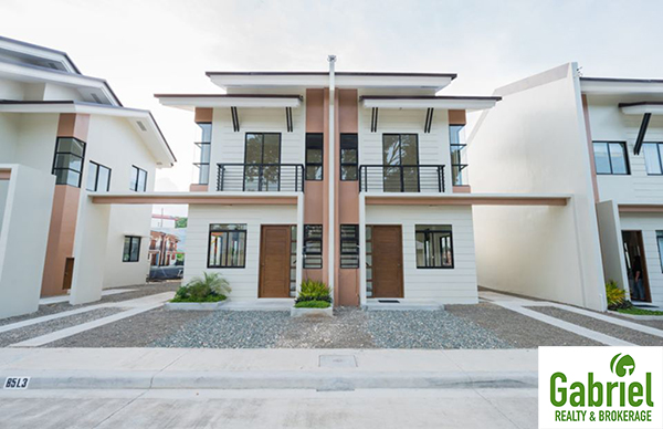 ready for occupancy duplex houses for sale