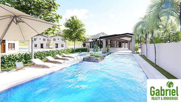 swimming pool in serenis north