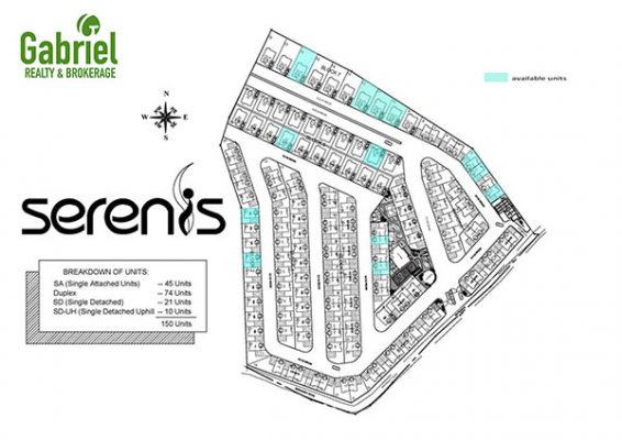 subdivision master plan