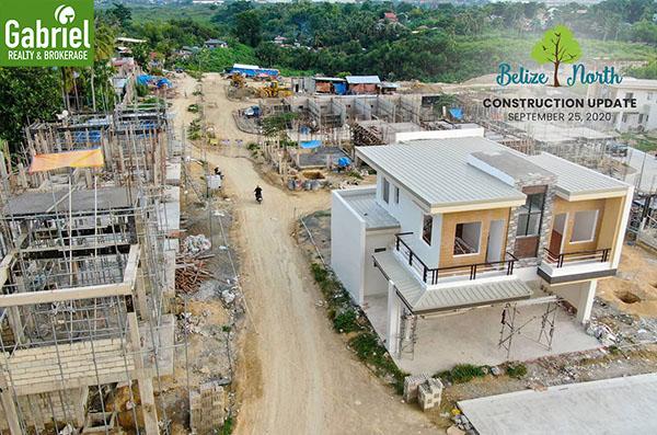 belize north construction update