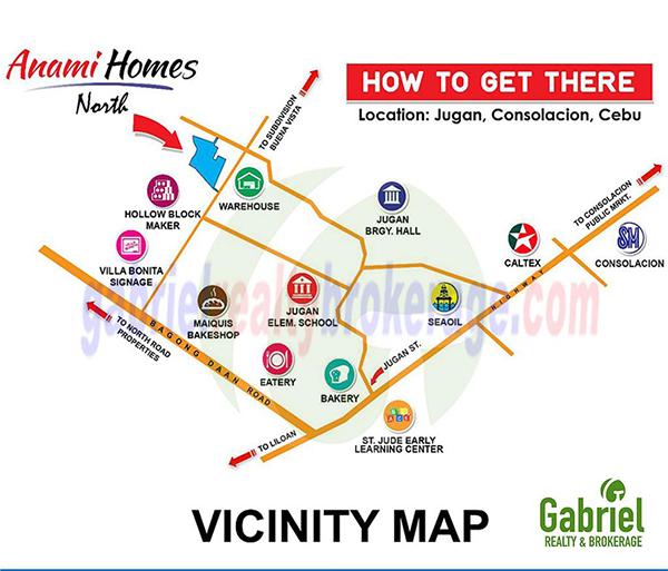 vicinity map of consolacion subdivision