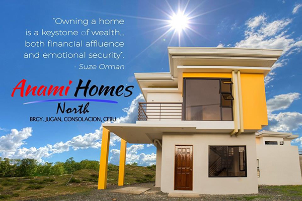 Anami Homes Consolacion single house for sale
