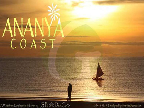 ananya coast cebu fully developed beach lot for sale