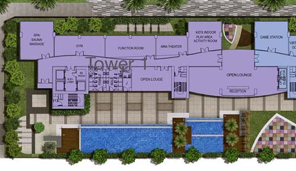 tower 1 project development plan