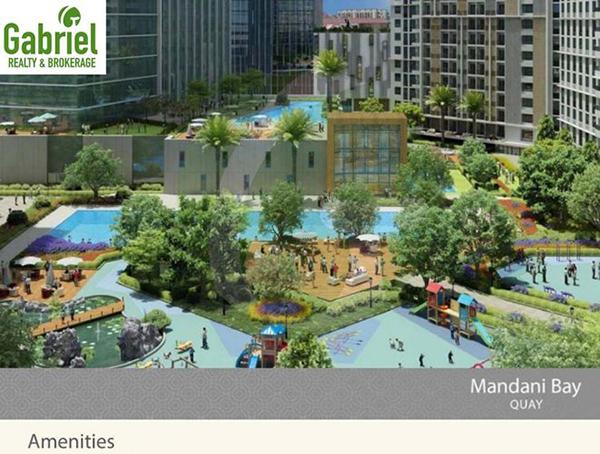 amenities in mandaue bay quay tower