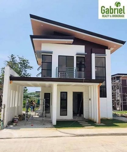 azariah model single detached house