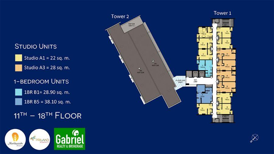 floor plan of northwoods place