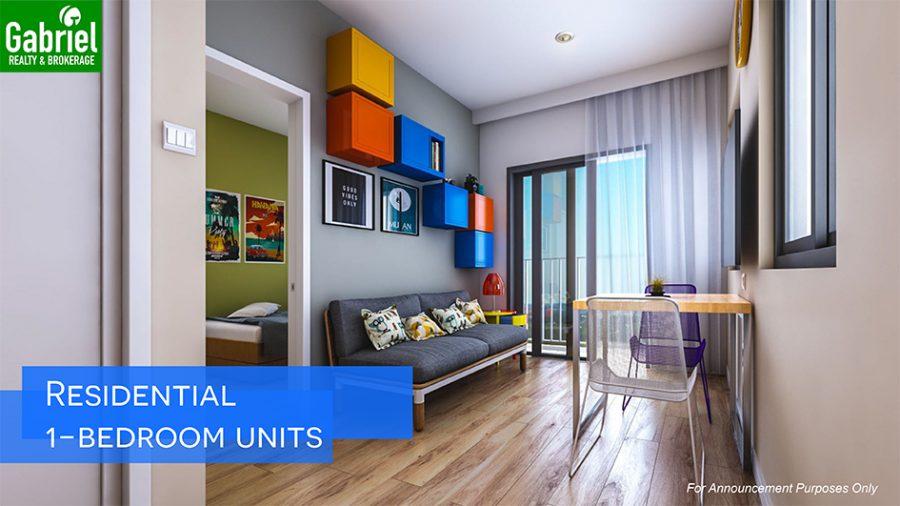 1 bedroom condominium for sale in ateneo de cebu