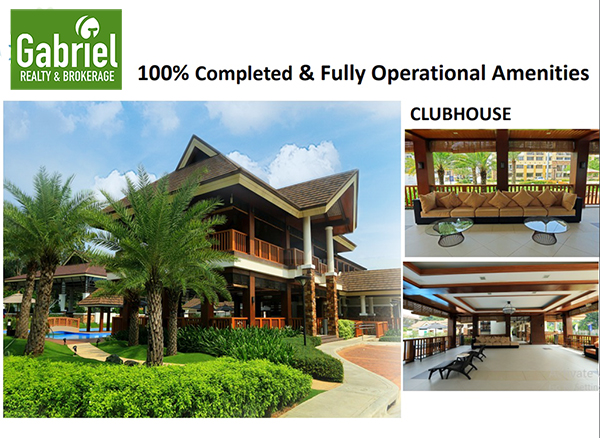 fully operational amenities in one oasis cebu