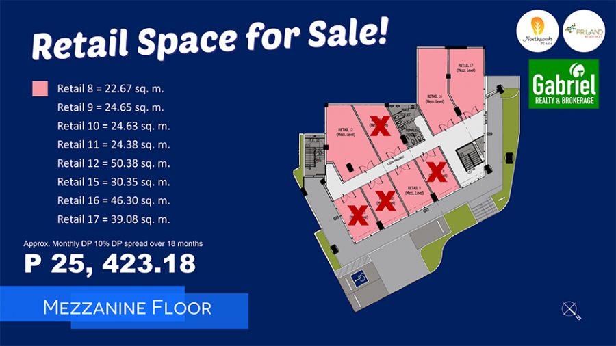 retail space for sale in northwoods place condominium