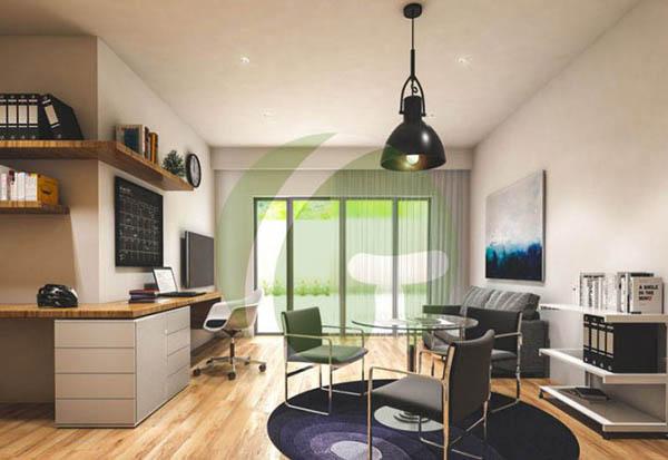 home office condominium