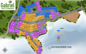 subdivision map