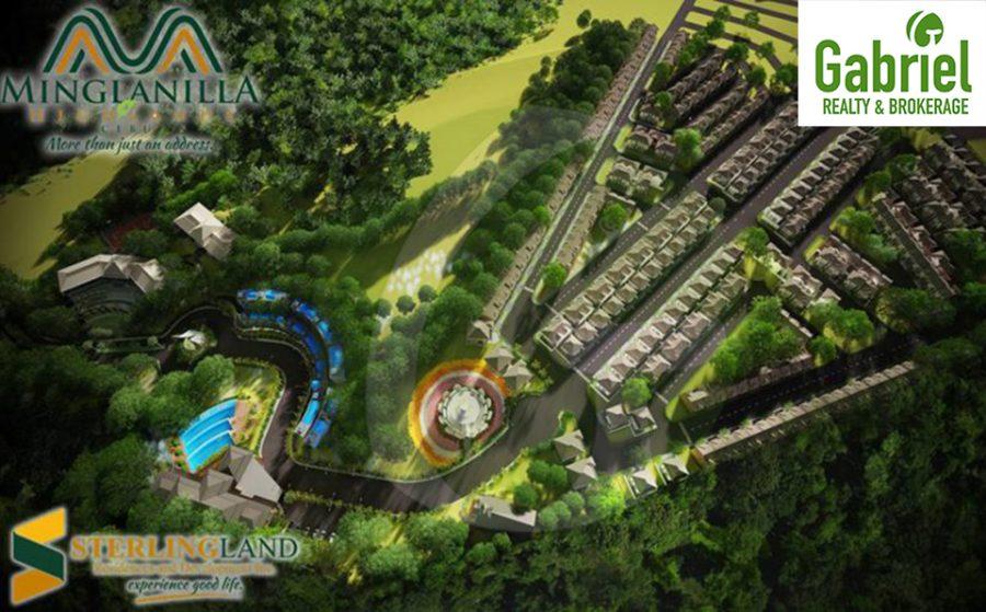 site development plan of minglanilla highlands in minglanilla