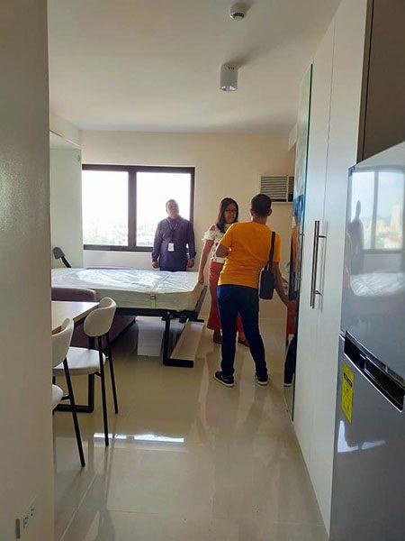 fully furnished condominium for sale in cebu