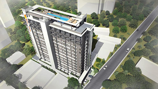 west jones residences condominium