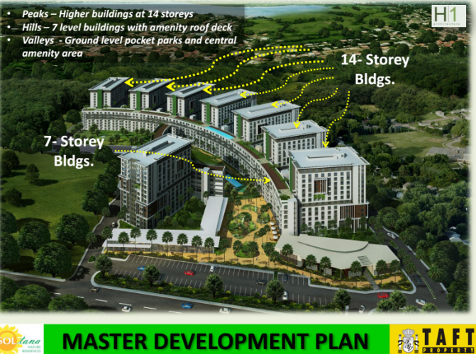 project master plan of lapu lapu condominium