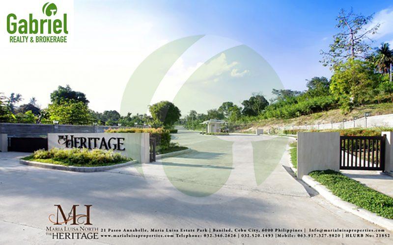The Heritage Maria Luisa North subdivision