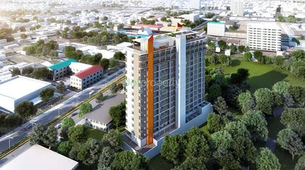 condominium in jones ave near universities in cebu