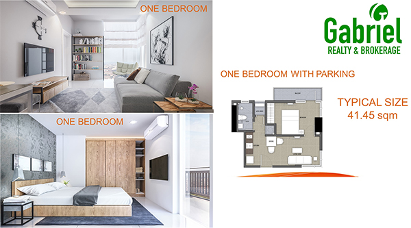 1 bedroom floor plan in west jones residences