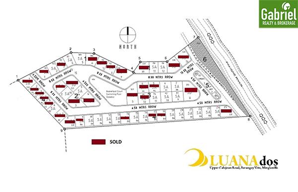 site development plan of luana dos minglanilla
