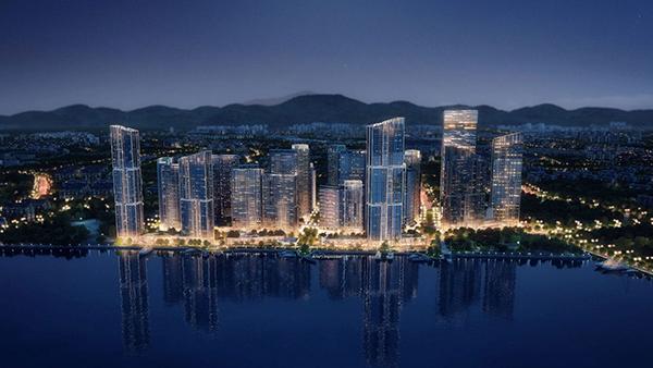 waterfront project in mandani bay cebu